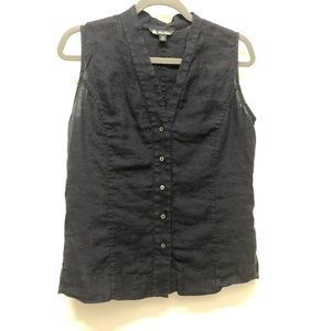 Brooks Brothers Linen Button Down